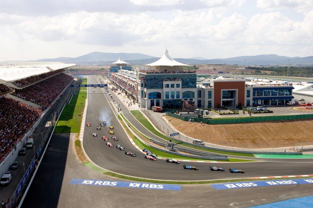 Formula 1 Returns to Turkey