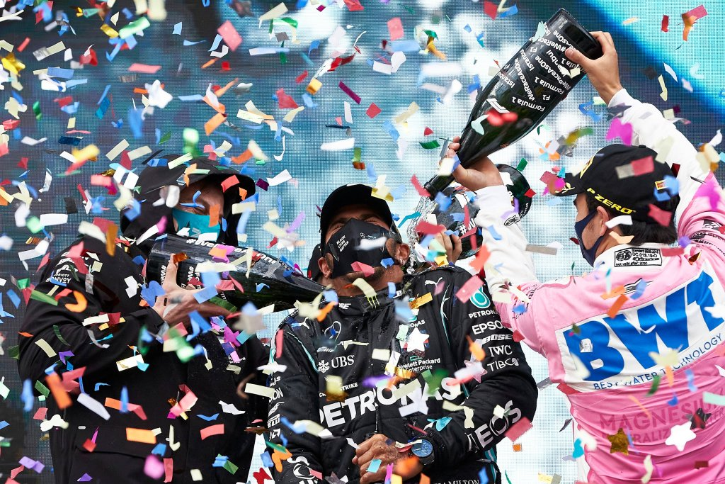 F1 2020: The Pictures Of The Year