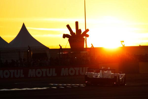 2014 Le Mans 24 Hours. Circuit de la Sarthe, Le Mans, France. Thursday 12 June 2014. Thomas Kimber-Smith (GBR), Chris Dyson (USA), Matthew McMurray (USA) - Greaves Motorsport, Zytek Z11SN-Nissan  Photo: Sam Bloxham/LAT ref: Digital Image _G7C4033