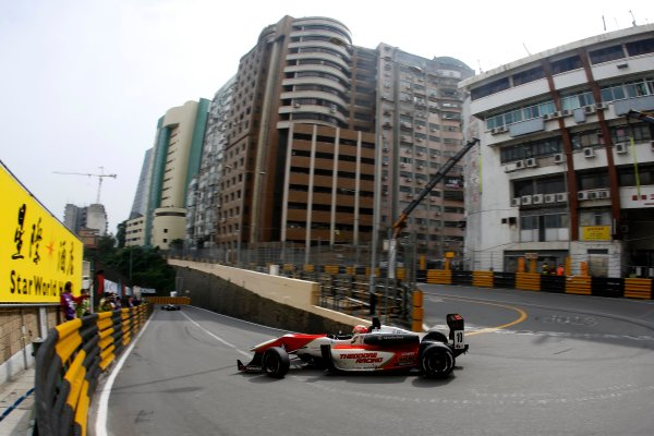 2013 Macau Formula 3 Grand Prix Circuit de Guia, Macau, China 13th - 17th November 2013  Alex Lynn (GBR) Theodore Racing by Prema Dallara Mercedes World Copyright: XPB Images / LAT Photographic  ref: Digital Image 2913577_HiRes