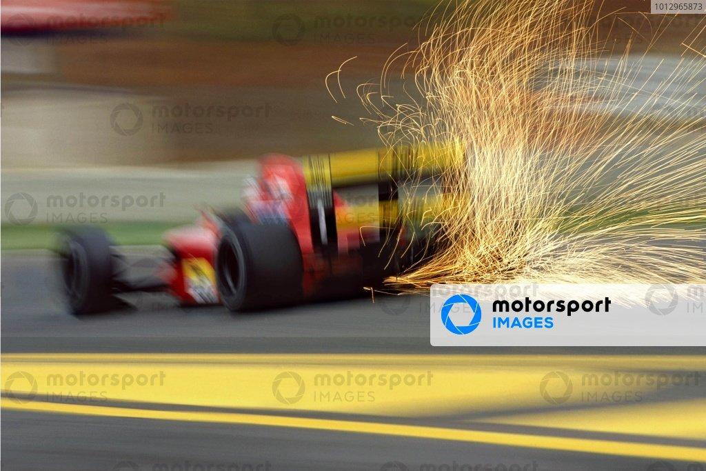 1990 Spanish Grand Prix.
