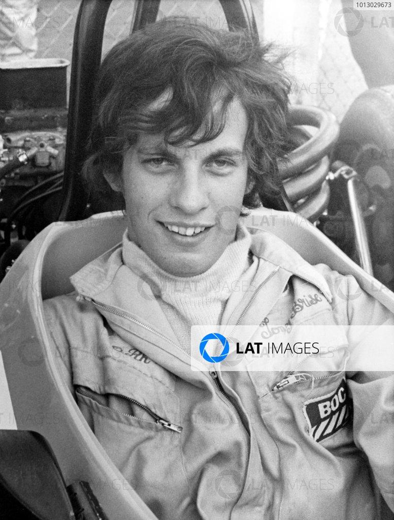 1971 BOC Formula Ford 1600 Championship.