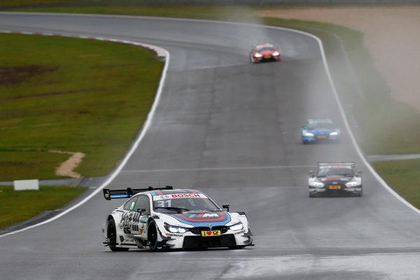 2017 DTM Round 7  Nürburgring, Germany  Saturday 9 September 2017. Tom Blomqvist, BMW Team RBM, BMW M4 DTM  World Copyright: Alexander Trienitz/LAT Images ref: Digital Image 2017-DTM-Nrbg-AT2-1300
