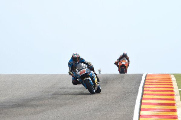 2017 MotoGP Championship - Round 14 Aragon, Spain. Friday 22 September 2017 Jack Miller, Estrella Galicia 0,0 Marc VDS World Copyright: Gold and Goose / LAT Images ref: Digital Image 693721