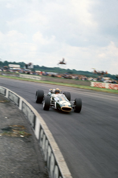 Silverstone, England 