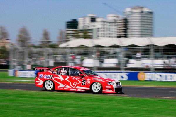 2005 Australian V8 SupercarsAlbert Park, Melbourne, Australia. 4th - 6th March.Todd Kelly, Action.World Copyright: Mark Horsburgh/LAT Photographicref: Digital Image Only