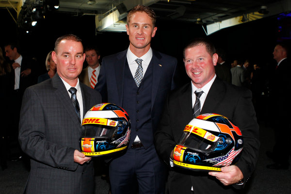 6 December, 2012, Indianapolis, Indiana USA Ryan Hunter-Reay.(c)2012, Russell LaBounty LAT Photo USA .