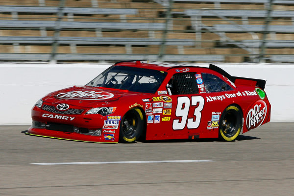 2-4 November, 2012, Fort Worth, Texas USA Travis Kvapil.(c)2012, LAT South LAT Photo USA .