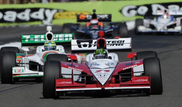 2-4 July, 2010, Watkins Glen, New York USA#24 Honda Indy Toronto/DRR's Paul Tracy.©2010, Dan R. Boyd, USA LAT Photographic.