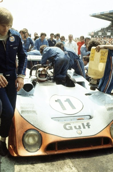 1974 Le Mans 24 hours.