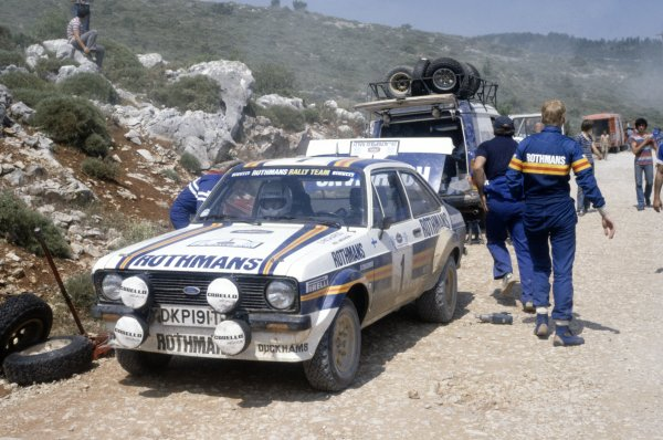 1981 World Rally Championship.