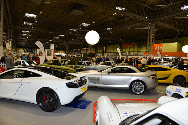 The Silverstone Auctions lots on display