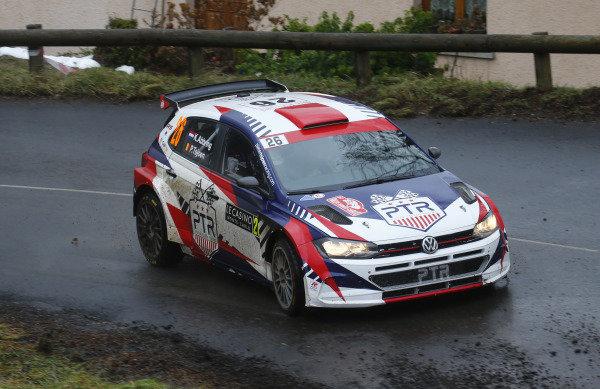 Kevin Abbring (NEL), PTR Motorsport, Volkswagen Polo GTi Rally2