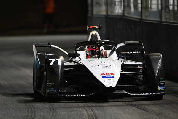 Norman Nato (FRA) Venturi Racing, Silver Arrow 02
