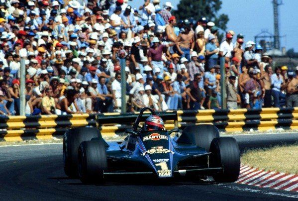1979 Argentinian Grand Prix. Buenos Aires, Argentina. 19-21 January 1979. Mario Andretti (Lotus 79 Ford) 5th position. World Copyright - LAT Photographic. Ref: 79ARG17