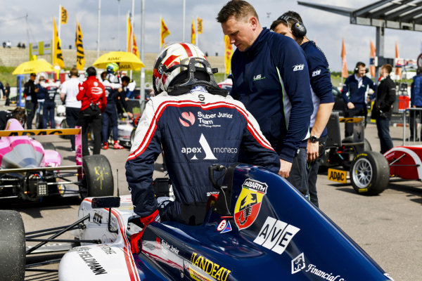 Arthur Leclerc, US Racing - CHRS