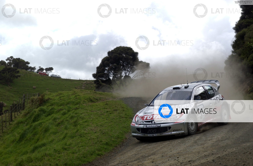 2002 World Rally Championship.