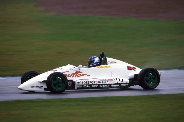 Danica Patrick (USA)General Testing, Silverstone, England, 6 November 1998