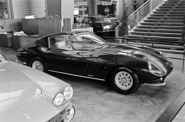 Ferrari 275GTB.