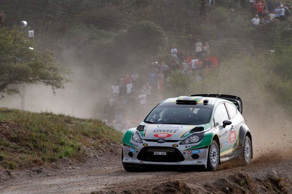 2013 World Rally Championship Rally Argentina 1st - 4th May 2013 Daniel Oliveira, Ford, action Worldwide Copyright: McKlein/LAT