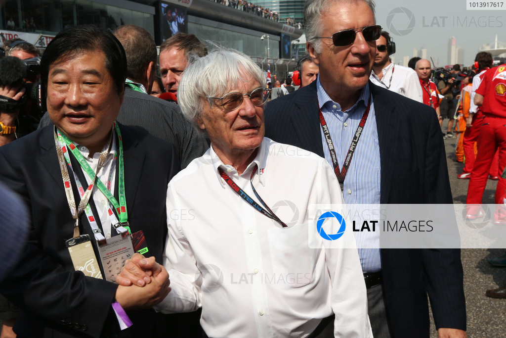 2013 Chinese Grand Prix - Sunday