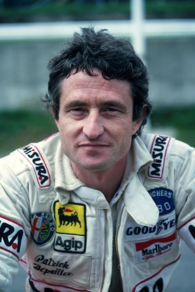 Patrick Depailler(FRA)1980