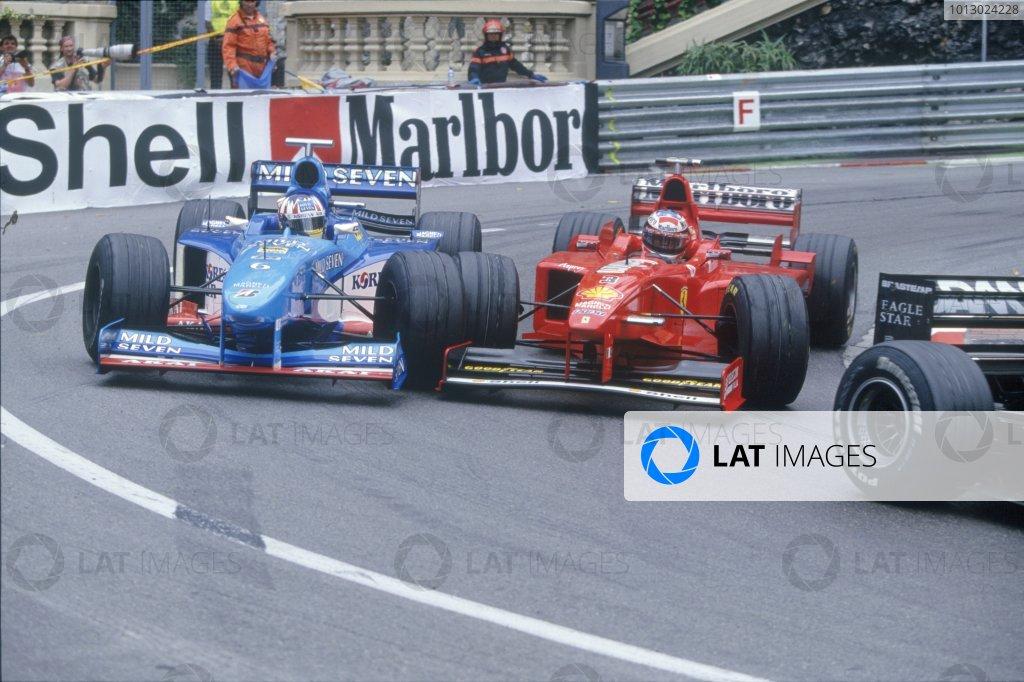 1998 Monaco Grand Prix.