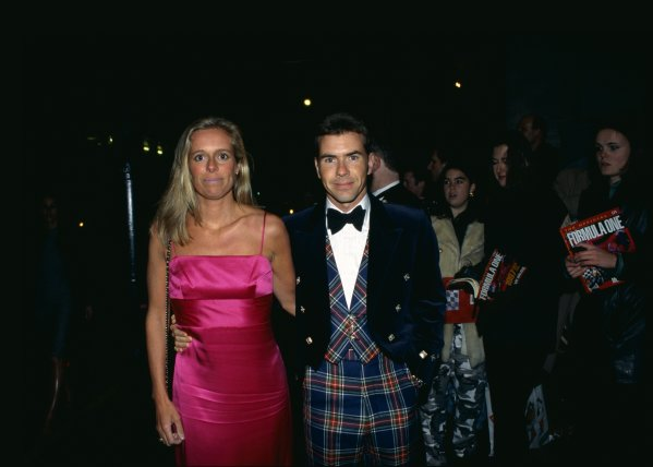 1997 Autosport Awards.Grosvenor House Hotel, Park Lane, London, Great Britain. 7 December 1997.Paul Stewart.World Copyright: Dixon/LAT PhotographicRef: 35mm transparency