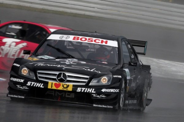 Gary Paffett (GBR), Thomas Sabo AMG Mercedes.