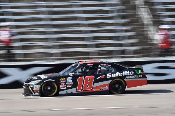 NASCAR XFINITY Series O?Reilly Auto Parts 300 Texas Motor Speedway Fort Worth, TX USA Friday 3 November 2017 Christopher Bell, Safelite Toyota Camry World Copyright: John K Harrelson LAT Images