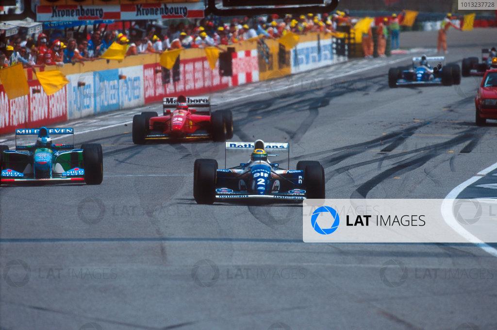 1994 San Marino Grand Prix.