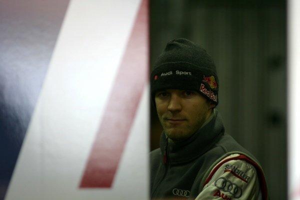 Mattias Ekstrom (SWE) Audi Sport Team Abt Sportsline  Red Bull Audi A4 DTM (2008).DTM, Rd10, Le Mans Bugatti Circuit, Le Mans, France, 3-5 October 2008.