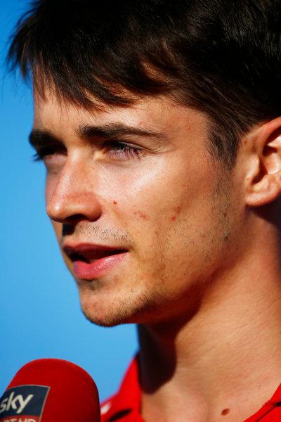 Hungaroring, Budapest, Hungary. Friday 28 July 2017 Charles Leclerc (MCO, PREMA Racing).  Photo: Mauger/FIA Formula 2 ref: Digital Image _ONZ9581