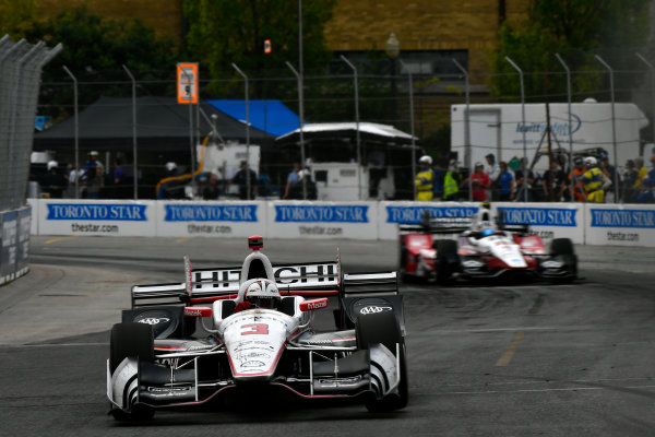 Verizon IndyCar Series Honda Indy Toronto Toronto, ON CAN Sunday 16 July 2017 Helio Castroneves, Team Penske Chevrolet World Copyright: Scott R LePage LAT Images ref: Digital Image lepage-170716-to-4660