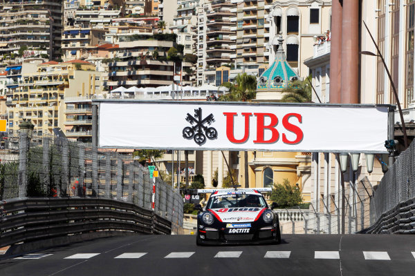 Monte Carlo, Monaco 26th May 2013 Jeroen Bleekemolen, #4 Lechner Racing.  World Copyright: Charles Coates/LAT Photographic ref: Digital Image _A8C5869