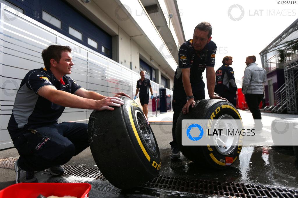 2013 German Grand Prix - Friday