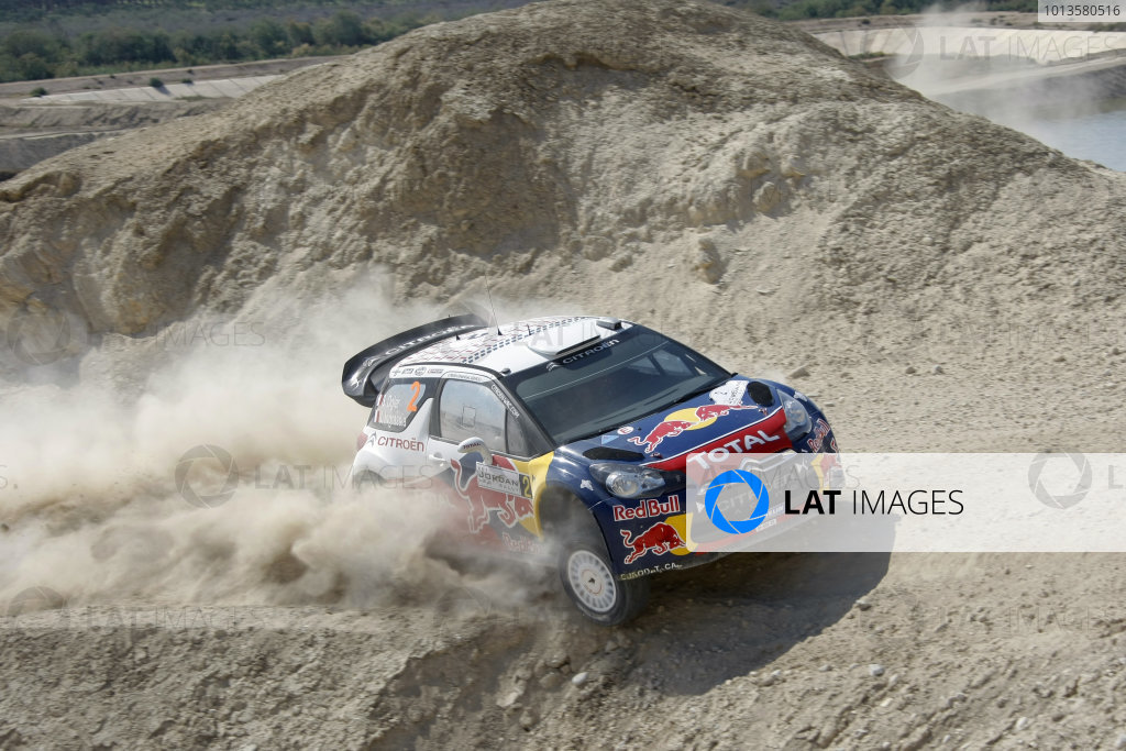 2011 FIA World Rally Championship
