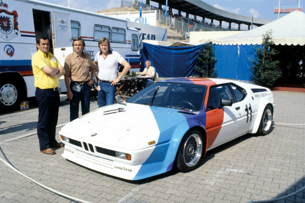 Hockenheim, Germany. 28th - 30th July 1978
