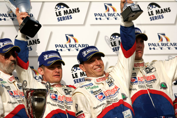 Circuit Paul Ricard, France. 1st - 3rd April 2011.