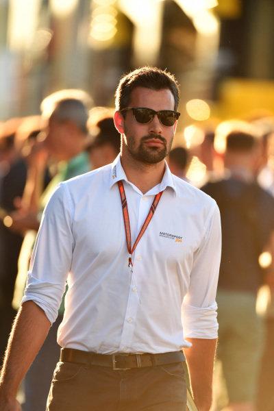 Christian Menath (GER) MotorsportMagazine.com