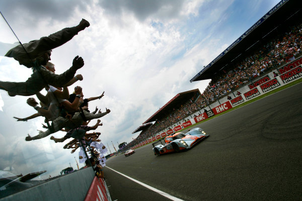 Circuit de La Sarthe, Le Mans, France. 6th - 13th June 2010.