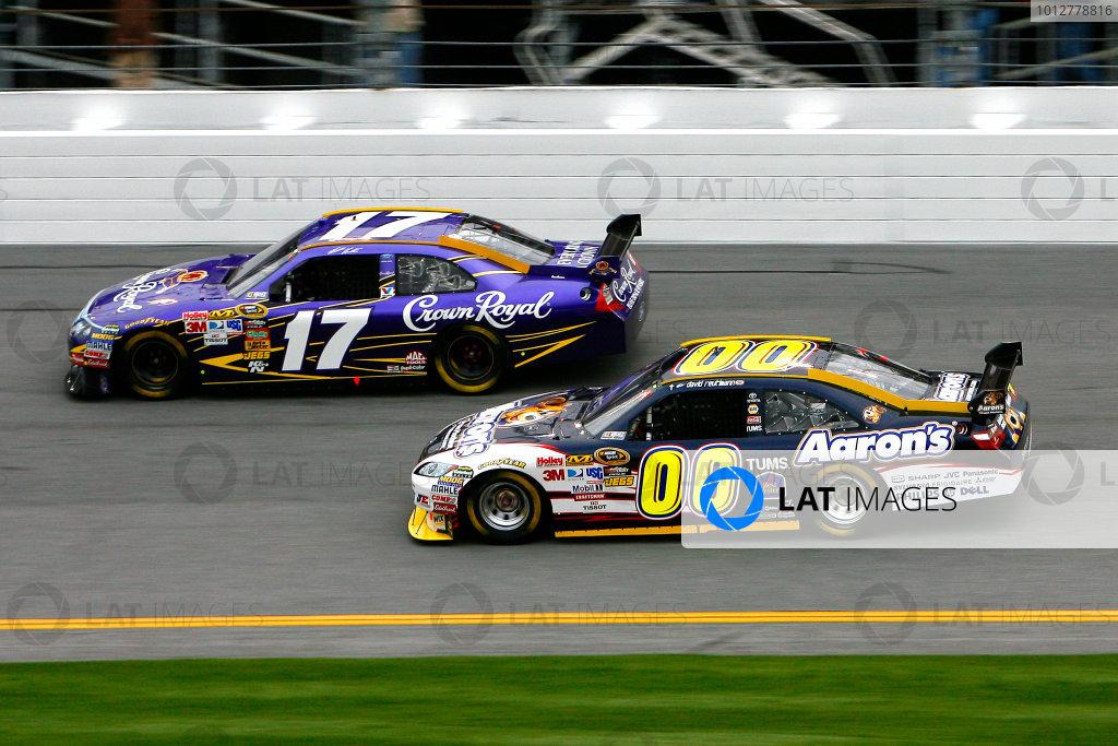 2010 NASCAR Daytona Gatorade Duals