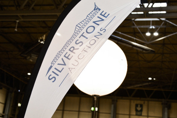 Silverstone Auctions branding