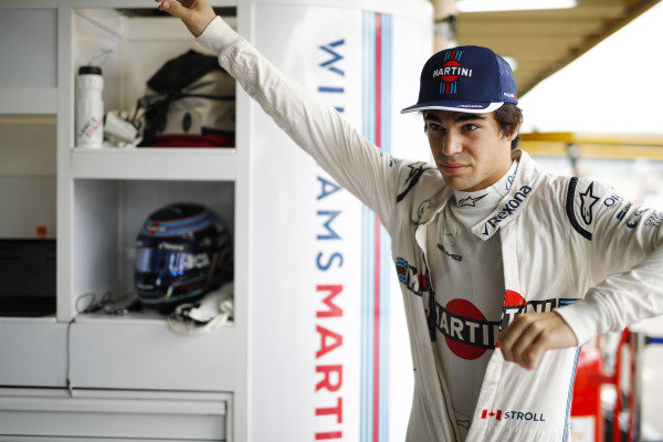 Lance Stroll, Williams Racing.