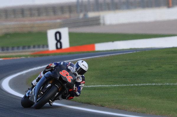 Jonas Folger, Yamaha Factory Racing.