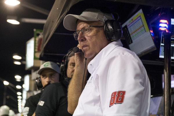 Brian Barnhart, Harding Steinbrenner Racing Honda