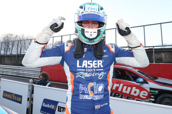 Ashley Sutton (GBR) - Laser Tools Racing Infiniti Q50