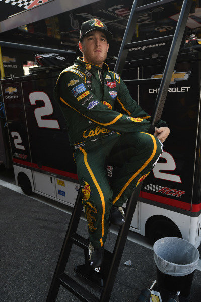 #3: Ty Dillon, Richard Childress Racing, Chevrolet Camaro Bass Pro Shops / Cabela's
