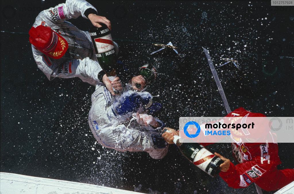 2001 Canadian Grand Prix.