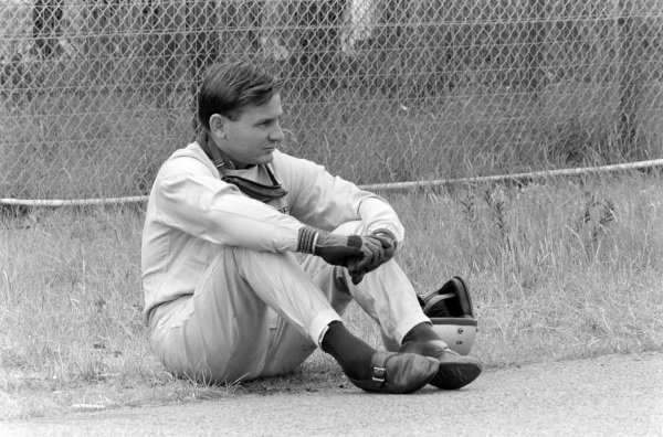 Bruce McLaren.